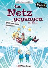 Buch+: Ins Netz gegangen - Schülerbuch