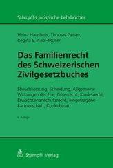 Das Familienrecht des Schweizerischen Zivilgesetzbuches