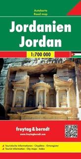 Jordanien 1 : 700 000