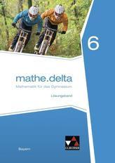 mathe.delta 6 Lehrerband Bayern