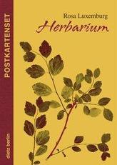 Herbarium Postkartenset