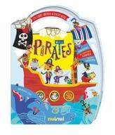Pirates: My Carry Around Activity Book
