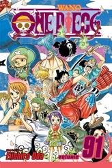 One Piece, Vol. 91