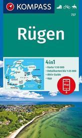 Rügen 1:50 000