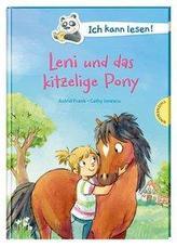 Ich kann lesen!: Leni und das kitzelige Pony