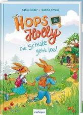 Hops & Holly: Die Schule geht los!
