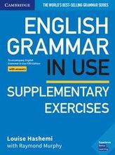 English Grammar in Use Supplementary Exercises. Book with answers. Fifth Edition
