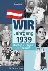 Wir vom Jahrgang 1939