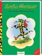 Lurchis Abenteuer 01: Das lustige Salamanderbuch