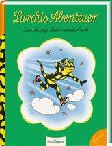 Lurchis Abenteuer 03: Das lustige Salamanderbuch