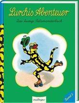 Lurchis Abenteuer 02: Das lustige Salamanderbuch