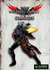 WH40K Wrath & Glory - Zorn Kartendeck