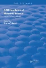 HANDBOOK OF MATERIALS SCIENCE VOL.