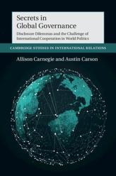 Secrets in Global Governance