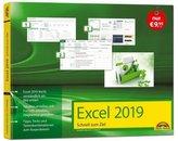 Excel 2019 Schnell zum Ziel. Alles auf einen Blick - Excel 2019 optimal nuten. Komplett in Farbe. Für Einstiger und Umsteiger im
