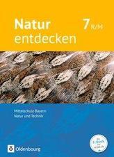 Natur entdecken 7. Jahrgangsstufe - Mittelschule Bayern - Schülerbuch
