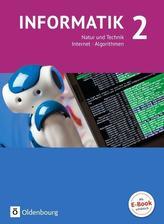 Informatik  Band 2 - Natur und Technik: Internet und Algorithmen - Gymnasium Bayern