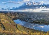 Die Mosel von Trier bis Koblenz 2020 Wandkalender A3
