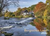 Bergisches Land 2020 Bildkalender A3 quer