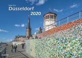 Düsseldorf 2020 Bildkalender A3 quer