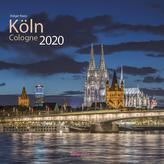 Köln 2020 bella vista Broschürenkalender