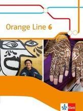 Orange Line 6. Schülerbuch (fester Einband) Klasse 10