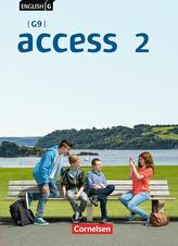 English G Access - G9 - Band 2: 6. Schuljahr - Schülerbuch