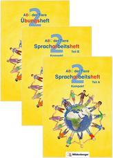 ABC der Tiere 2 - Spracharbeitsheft Kompakt