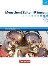 Menschen-Zeiten-Räume 7. Jahrgangsstufe - Arbeitsbuch für Geschichte/Politik/Geographie Mittelschule Bayern - Schülerbuch