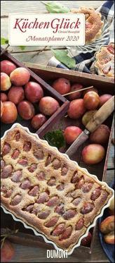 Küchenglück 2020 - DUMONT Monatsplaner - Küchenkalender - Hochformat 30,0 x 68,5 cm