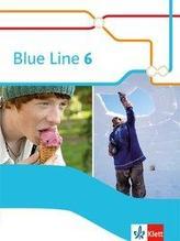 Blue Line 6. Schülerbuch (fester Einband) Klasse 10