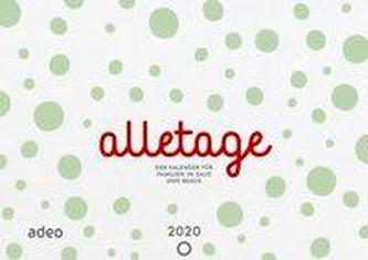 alletage 2020 - Hand- und Wandkalender