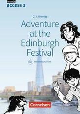 English G Access Band 3: 7. Schuljahr - Allgemeine Ausgabe / Baden-Württemberg - Adventures in Scotland