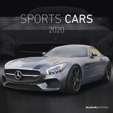 Sports Cars 2020 Broschürenkalender