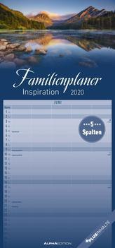 Familienplaner Inspiration 2020