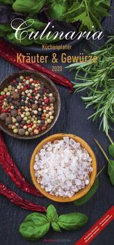 Culinaria Küchenplaner Kräuter & Gewürze 2020
