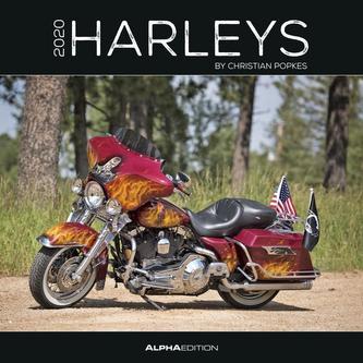 Harleys 2020 Broschürenkalender