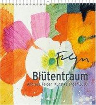 Blütentraum 2020 - Wandkalender