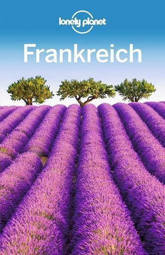 Lonely Planet Reiseführer Frankreich