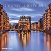 Deutschland 2020 Broschürenkalender