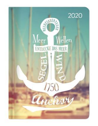 Minitimer Style Ruf des Meeres 2020 - A6