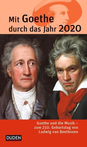 Mit Goethe durch das Jahr 2020