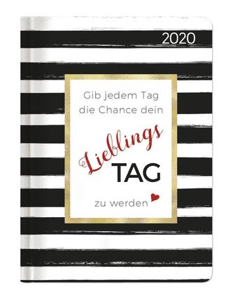 Minitimer Style Lieblingstag 2020 - A6