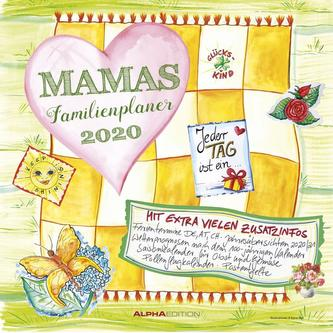 Mamas Familienplaner 2020 - Broschürenkalender