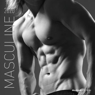 Masculine 2020 - Broschürenkalender