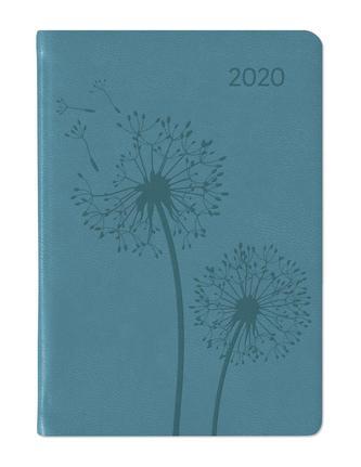 Ladytimer Mini Deluxe Turquoise 2020 - Taschenplaner / Taschenkalender