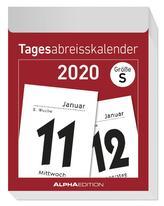 Tagesabreißkalender S 2020