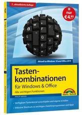 Tastenkombinationen für Windows 10, 7, 8.1 & Office 2019 - 2010 - Alle wichtigen Funktionen