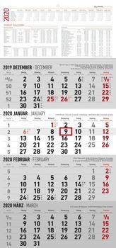 4-Monatskalender 2020