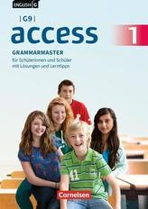 English G Access - G9 - Band 1: 5. Schuljahr - Grammarmaster